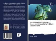 Buchcover von Indagine sulle tendenze a lungo termine della torbidità in vari ambienti