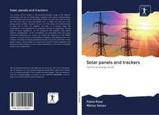 Bookcover of Solar panels and trackers