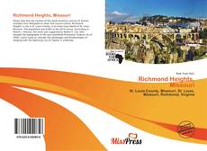 Buchcover von Richmond Heights, Missouri