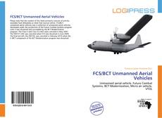 Buchcover von FCS/BCT Unmanned Aerial Vehicles