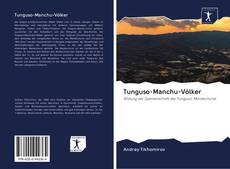 Borítókép a  Tunguso-Manchu-Völker - hoz