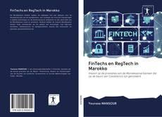 Bookcover of FinTechs en RegTech in Marokko