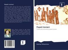 Buchcover von Popoli iraniani