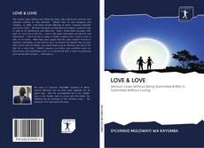 Bookcover of LOVE & LOVE