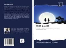 Capa do livro de AMOR & AMOR