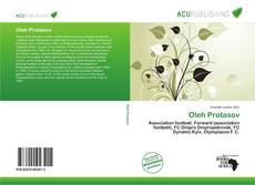 Bookcover of Oleh Protasov