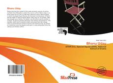Bookcover of Bhanu Uday