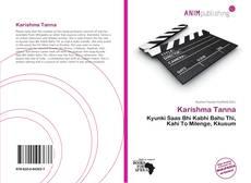 Buchcover von Karishma Tanna
