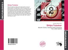 Bookcover of Shilpa Tulaskar