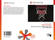 Bookcover of Amit Tandon