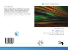 Buchcover von Geng Bingwa