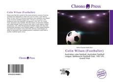 Bookcover of Colin Wilson (Footballer)
