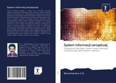 Bookcover of System informacji zarządczej