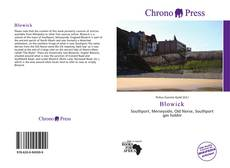 Bookcover of Blowick