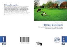 Bookcover of Billinge, Merseyside