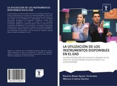 Capa do livro de LA UTILIZACIÓN DE LOS INSTRUMENTOS DISPONIBLES EN EL EAD