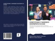 Capa do livro de KORZYSTANIE Z NARZĘDZI DOSTĘPNYCH W EAD