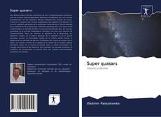 Super quasars的封面