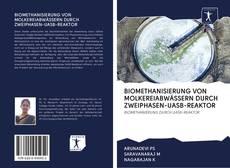 Обложка BIOMETHANISIERUNG VON MOLKEREIABWÄSSERN DURCH ZWEIPHASEN-UASB-REAKTOR
