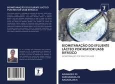 BIOMETANAÇÃO DO EFLUENTE LÁCTEO POR REATOR UASB BIFÁSICO kitap kapağı