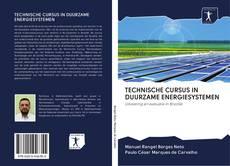 Обложка TECHNISCHE CURSUS IN DUURZAME ENERGIESYSTEMEN