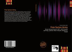 Free Syrian Army kitap kapağı