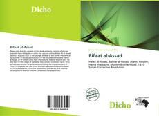 Couverture de Rifaat al-Assad