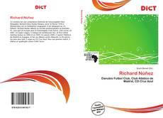 Capa do livro de Richard Núñez