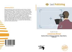 Buchcover von Johannes Brost