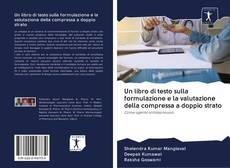 Capa do livro de Un libro di testo sulla formulazione e la valutazione della compressa a doppio strato