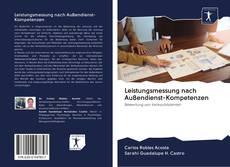 Buchcover von Leistungsmessung nach Außendienst-Kompetenzen