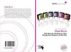 Portada del libro de Chae Shi-ra