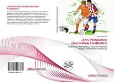 Обложка John Pemberton (Australian Footballer)