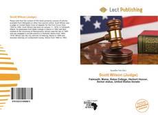 Buchcover von Scott Wilson (Judge)