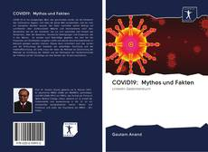 Обложка COVID19: Mythos und Fakten