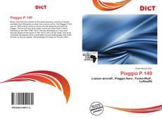 Borítókép a  Piaggio P.149 - hoz