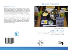 Bookcover of Unified Cornish