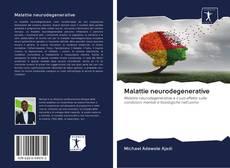 Portada del libro de Malattie neurodegenerative