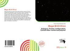 Borítókép a  Magni M-24 Orion - hoz