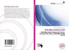 Обложка SIAI-Marchetti S.205