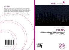 Bookcover of C to HDL
