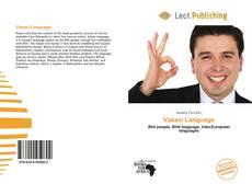 Vasavi Language kitap kapağı
