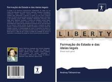 Formação do Estado e das ideias legais kitap kapağı