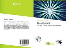 Stipa-Caproni kitap kapağı
