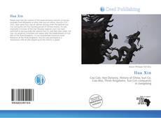 Buchcover von Hua Xin