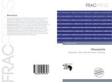 Capa do livro de PhonerLite