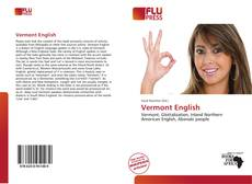Bookcover of Vermont English