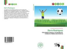 Buchcover von Darío Rodríguez