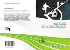 Bookcover of José Batista