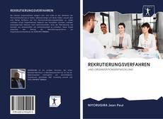 Bookcover of REKRUTIERUNGSVERFAHREN